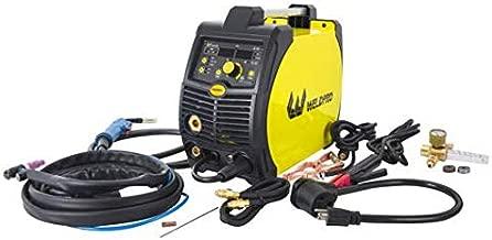 2020 Weldpro 200 Amp Inverter Multi Process Welder with Dual Voltage 220V/110V Mig/Tig/Arc Stick 3 in 1 welder/welding machine
