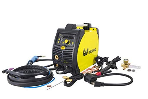 2020 Weldpro 200 Amp Inverter Multi Process Welder with Dual Voltage 220V/110V...
