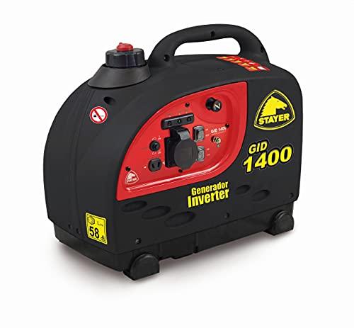 STAYER 1.1192 Generador Inverter Profesional GID 1400