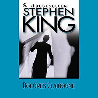 Dolores Claiborne audiobook cover art
