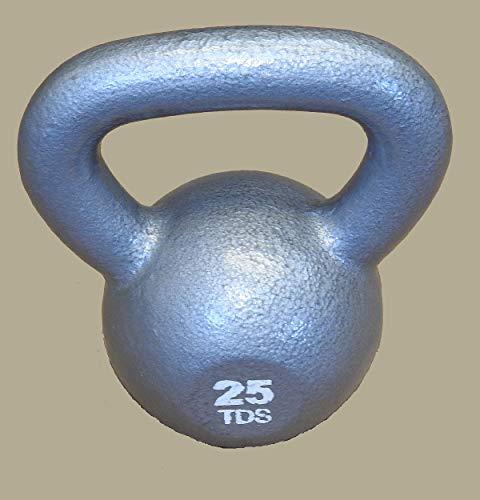 TDS 25 lb. Wide Handle Kettlebell
