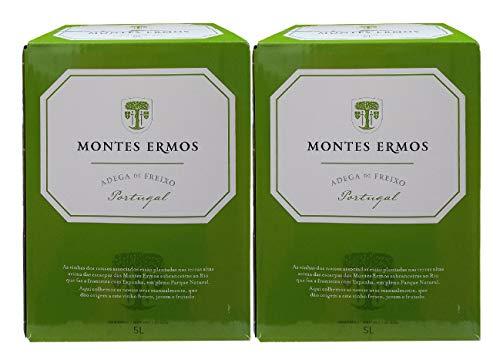 Jrp Montes Ermos 2 Bag in Box 5L Vino 12.5% blanco (2)