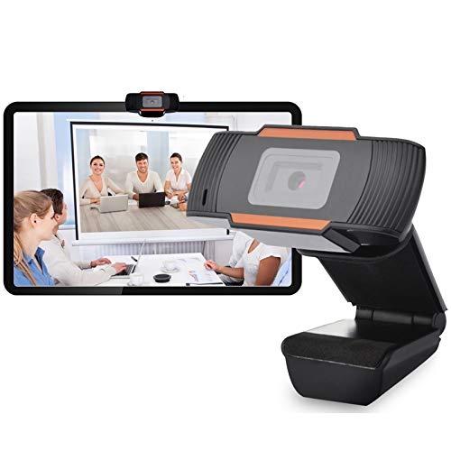 Cámara Web 1080P Con Micrófono, Cámara Web USB Para...