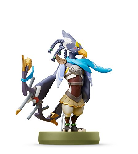 amiibo The Legend of Zelda: Breath of the Wild Recken Set - 6