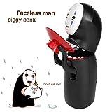Bontand Münzen-einsparung Box Elektronische Karikatur-Mann Abbildung Piggy Bank Faceless No Face Fun-münze Musik Safe Kids Geschenke Dekor