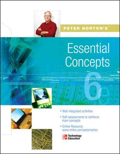 Peter Norton's: Essential Concepts Student Edition 6/E