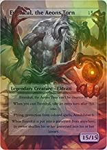 Emrakul, the Aeons Torn - Casual Play Only - Customs Altered Art Foil