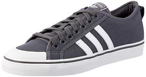 adidas Originals Nizza Sneaker Herren Grau - 38 - Sneaker Low