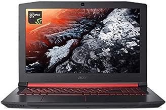 Acer Nitro 5, 7th Gen Intel Core i5-7300HQ, GeForce GTX 1050, 8GB DDR4, 256GB SSD, Windows 10 Home, Shale Black, AN515-51-56U0