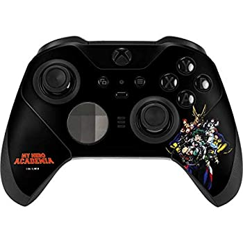 Skinit Decal Gaming Skin Compatible with Xbox Elite Wireless Controller Series 2 - Officially Licensed Funimation My Hero Academia Main Poster Design