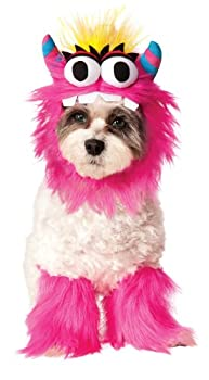 Rubie s Costume Co Cute Monster Costume Pink Large