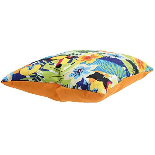 Croci Oreiller Toucan pour Chien 40 x 40 cm