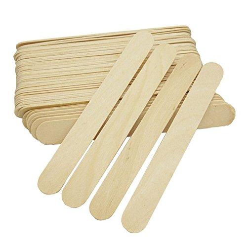 Vivezen ® Lot de 100 spatules jetables - Norme CE