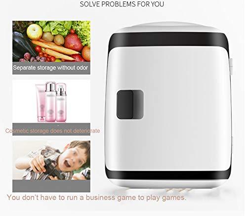 GGO Mini refrigerador/hogar, Oficina, automóvil o refrigerador y Cale