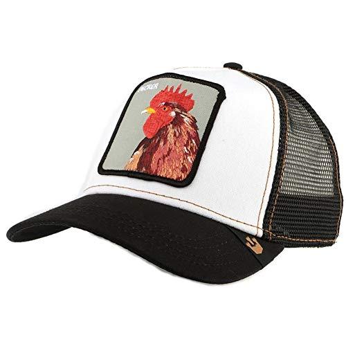 Goorin Bros–Gorra con diseño de gallo, en color negro, para hombre/mujer negro...