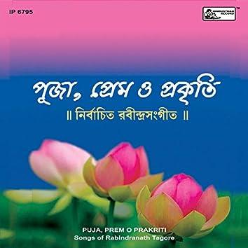 Puja Prem O Prakriti - Nirbachito Rabindra Sangeet