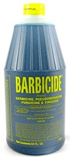 Barbicide 64 oz. (germicide) with Free Nail File by Barbicide