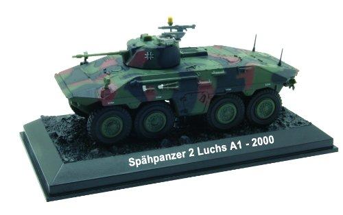 Spahpanzer 2 Luchs A1 - 2000 diecast 1:72 model (BG-50)
