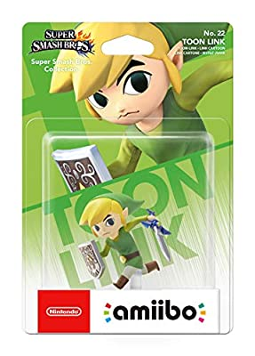 Toon Link No.22 amiibo (Nintendo Wii U/3DS)