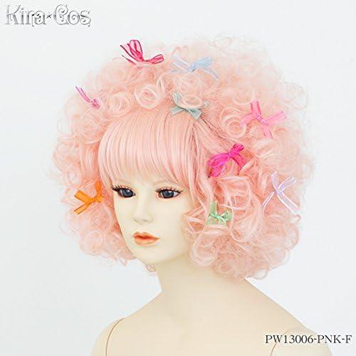 Kirakosu Sugar whip Rosa wig cosplay accessories PW13006O-PNK-F
