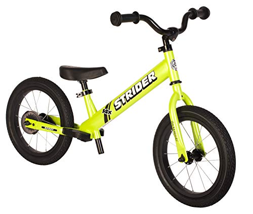 Strider - 14x Sport Balance Bike, Ages 3 to 7 Years,...