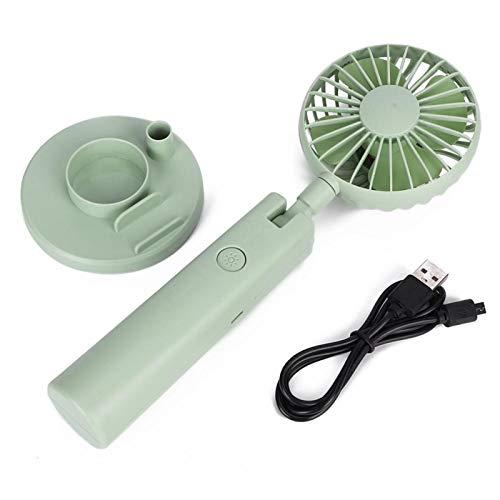 Xirfuni Ventilador de Escritorio USB Ventilador eléctrico Ventilador de Mesa Ventiladores pequeños, Mini Ventilador de retención Habitación multifunción para Viajes Oficina al Aire Libre