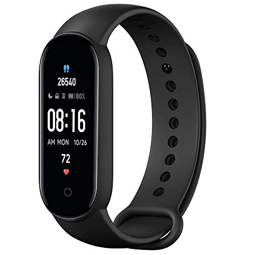 Logogo Monitor de actividad, reloj inteligente, resistente al agua, reloj de fitness, rastreador de fitness, pantalla táctil de 0,96 pulgadas, deportivo, para hombre y mujer