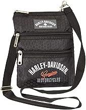 Harley Davidson (Cross X-Body Slings Dragon, Black, One Size