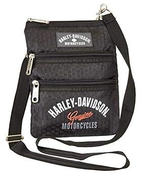 Harley Davidson  Cross X-Body Slings Dragon Black One Size