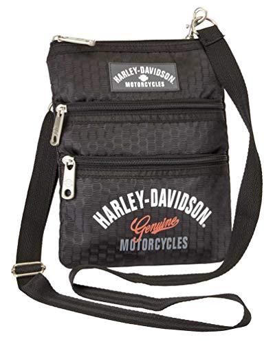 Harley-Davidson Rucksack mit Drachenmotiv, schwarz (Schwarz) - 99616-DRAGON