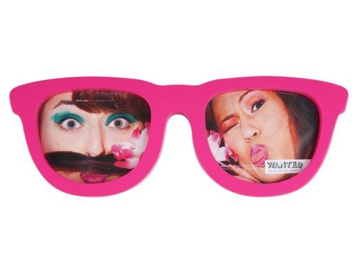 WANTED WA1427PI Bilderrahmen Picture Shades glasses Form MDF, pink