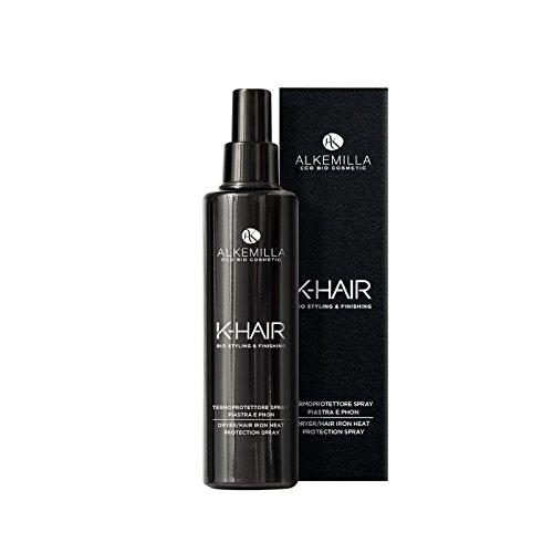 ALKEMILLA - K-Hair - Termoprotettore Spray Piastra e Phon