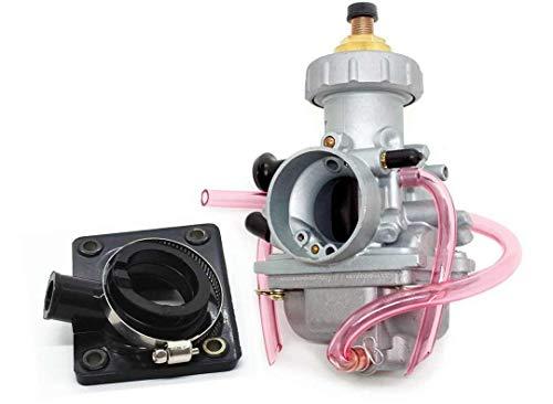 Carburetor & Intake Manifold Boot for Yamaha Blaster 200 YFS200 1988-2006