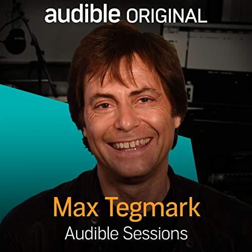 Max Tegmark audiobook cover art