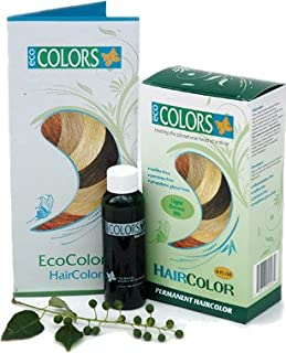 eco hair color