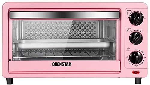 14L mini oficina multifunción calendario Microondas seca establecer 0-250 ℃ y 60 minutos Temperatura de todo en una máquina