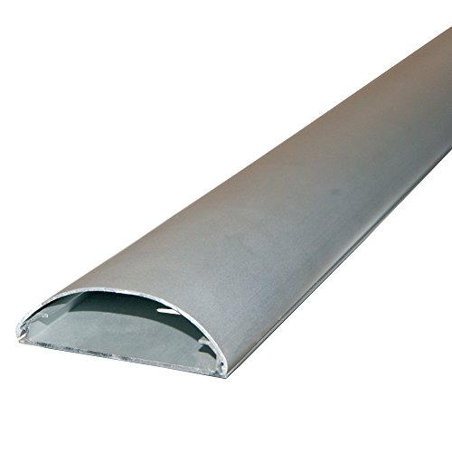 HFTEK® HF12A Canaleta para Cables Organizador de Cables Aluminium Cable Trunking for...