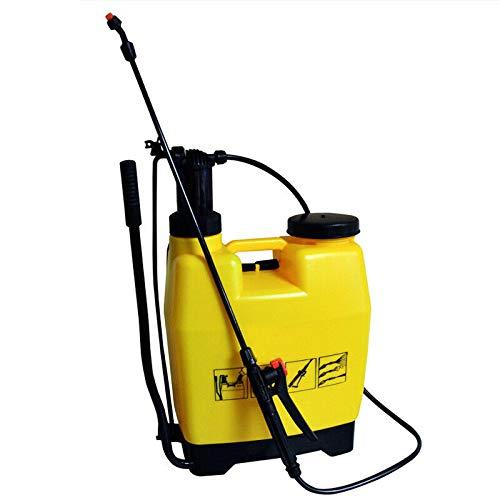 Garden 12, 16, 20 Litre Backpack Bottle Knapsack Pressure Sprayer Weed Kill New (12 Ltr Pressure Sprayer)