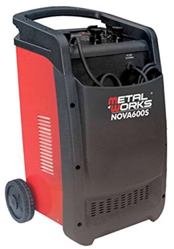 Cargador arrancador baterias 12v 24v alta potencia