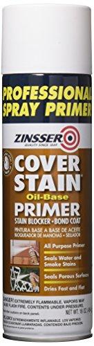 Rust-Oleum Corporation 3609 Oil-Base Spray Primer, White, 16 oz, 16-Ounce