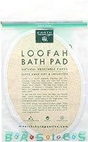 Loofah Bath Pad - 1 Pad by Earth Therapeutics [並行輸入品]