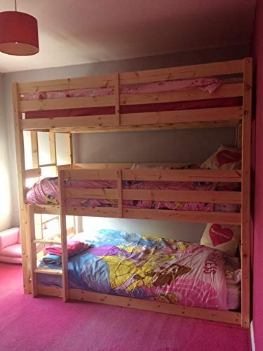 Strictly Beds and Bunks – Pandora Triple Sleeper, 3ft Single