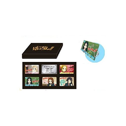 [K-On! x TBS STORE] K-ON! Premium Pins set TBS store events birthday card Ver. (japan import)