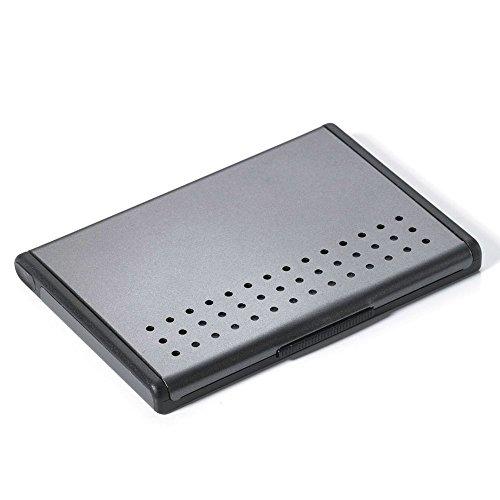 Troika Visitenkartenhülle, silber (Silber) - CDC95/TI