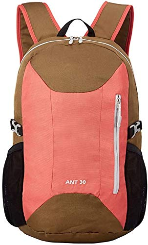 Brands 30L Lightweight Backpack Travel Hiking Daypack Men Women Durable Handy Rucksack For Outdoor Sports Skin Bag (Color : A)