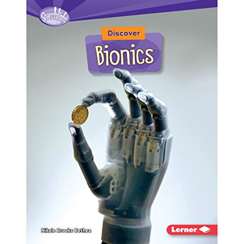 Couverture de Discover Bionics