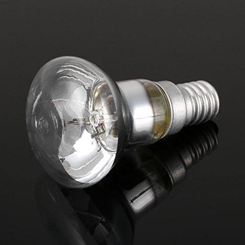 Gladle R39 E14 Lava Lampe Ersatzlampe 30 Watt Reflektortyp (Einzelpackung)