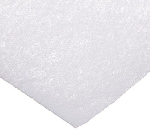 Pellon 44 x 20 Yd Fusible en Polaire, Blanc