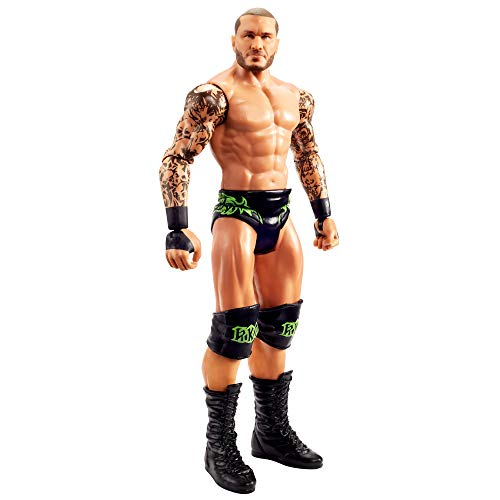 WWE GKT02 - Action Figur (15 cm) Randy Orton, Spielzeug Actionfiguren ab 6 Jahren