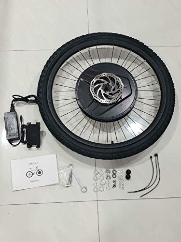 Buy Bargain MZ PARTS MIAMI MOTORIZAD Bicycle 36V 350W Smart E-Wheel kit with36V 10.7Ah Lithium Batte...